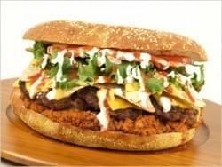 La hamburguesa cumplió ya más de 110 años