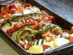 Verduras al horno con mayor sabor