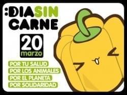 Cada 20 de Marzo se celebra el Día Mundial sin Carne