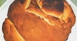 Pan con harina de garbanzos