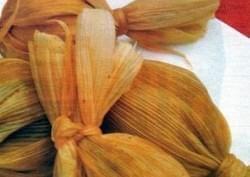 Tamales Tupiceños