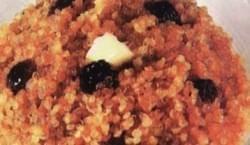 Mazamorra de quinua